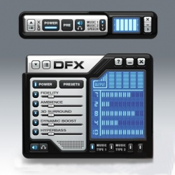 DFX Audio Enhancer For Windows Media Player